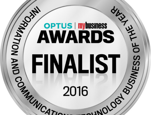 TicTocTrack Finalist in Optus My Business Awards!