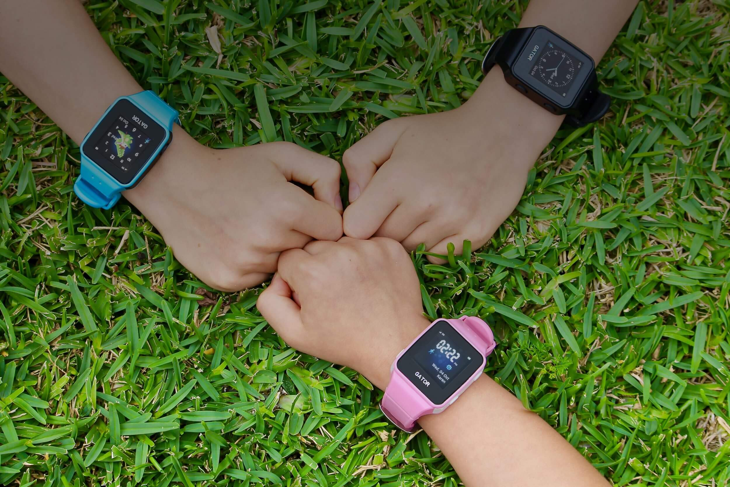 TicTocTrack – GPS tracking watch to keep your loved ones safe